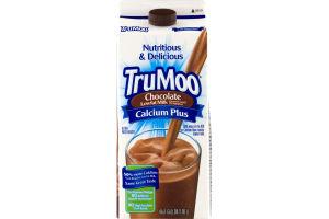 TruMoo Calcium Plus Chocolate Lowfat Milk
