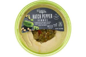 Simply Enjoy Hummus Hatch Pepper