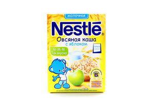 Каша молочная Овсяная с яблоком Nestle к/у 250г
