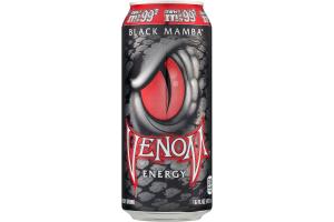Venom Energy Drink Black Mamba