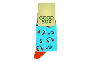 Носки женские GoodSox Music On №136-18 23-25