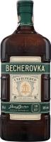 Настойка 0.5л 38% ликерная на травах Unfiltered Becherovka бут
