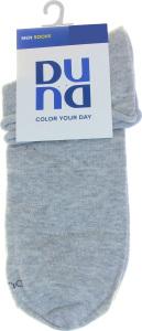 Шкарпетки чоловічі Color your day Duna світло-сірі 25-27