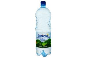 Вода детская питьевая С первых дней жизни Bebivita п/бут 1.5л