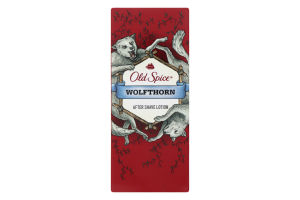 Лосьон после бритья Wolfthorn Old Spice 100мл