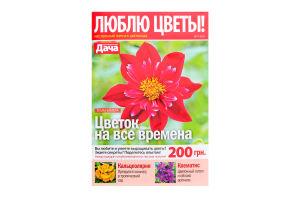 Журнал Люблю цветы