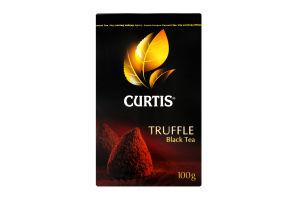 Чай черный листовой Truffle Curtis к/у 100г