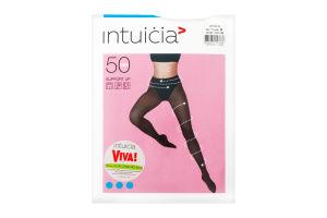 Колготки жіночі Intuicia Support Up 50den 4 vizone