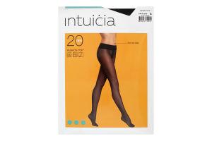 Колготки жіночі Intuicia Fashion Top 20den №4 чорний