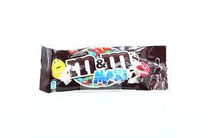 Драже с молочным шоколадом в глазури Maxi M&M's м/у 70г