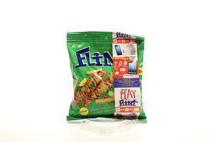 Сухарики со вкусом шашлыка Flint м/у 80г