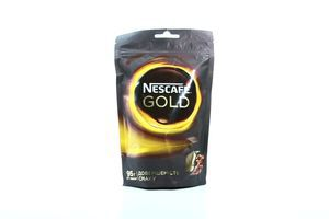 Кава Nescafe Gold розчинна сублімована 95г