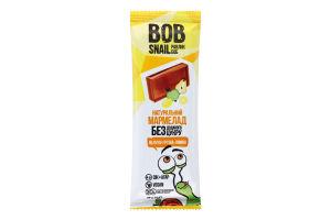Мармелад фруктовий Яблуко-груша-лимон Bob Snail м/у 14г