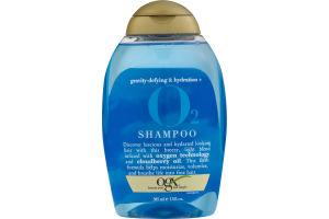 OGX Gravity-Defying & Hydration + O Shampoo
