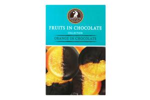 Цукерки Orange in chocolate Shoud'e к/у 170г