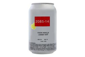 Пиво 0.33л 6.9% світле нефільтроване непастеризоване Kveik Vanilla Lemon Tart 2085 з/б