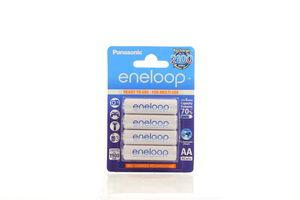 Аккумулятор Eneloop AA 1900 4BP mAh NI-MH Panasonic