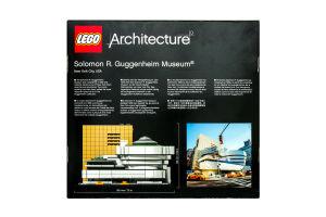 LEGO® Architecture Музей Соломона Гуггенхейма 21035