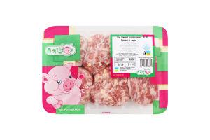 Крепінет з сиром свинячий П'ятачок охол кг