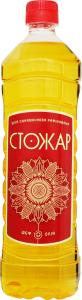 Масло подсолнечное рафинированное Шеф Стожар п/бут 0.87л