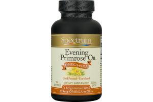 Spectrum Evening Primrose Oil - 100 CT
