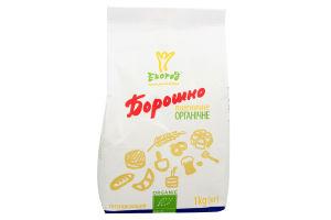 Борошно пшеничне органічне Екород м/у 1кг