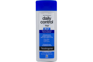 Neutrogena Daily Control T/Gel 2 in 1 Dandruff Shampoo Plus Conditioner
