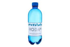 Вода питна негазована Карпатська високогірна джерельна Voda UA п/пл 0.5л