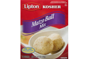 Lipton Kosher Matzo Ball Mix Pouches - 2 CT