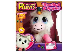 Набір іграшковий для дітей від 3рок №S19016 Єдиноріг Rescue Runts 1шт