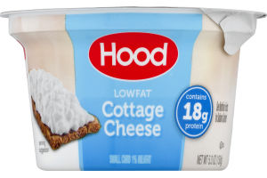 Hood Low Fat Cottage Cheese Small Curd