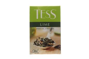 Чай Tess Lime 90г