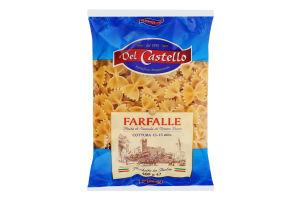 Изделия макаронные Farfalle Del Castello м/у 400г