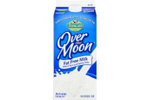 Tuscan Dairy Farms Over the Moon Fat Free Milk