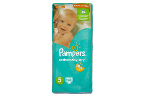 Підгузки Pampers Act.baby Junior Джамбо11-25кг 58шт