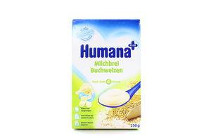Каша Humana молочна гречана суха 250г х5