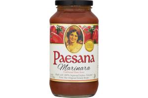 Paesana Traditional Pasta Sauce Marinara