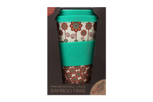 Чашка Ecoffee Cup Regular бамбук 400мл асс D-04