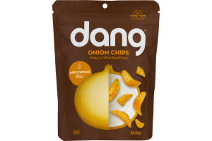Dang Onion Chips Applewood BBQ
