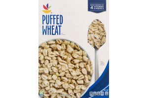 Ahold Puffed Wheat
