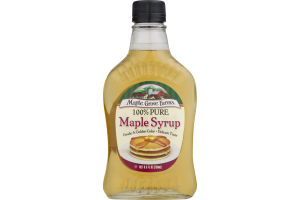 Maple Grove Farms Maple Syrup 100% Pure