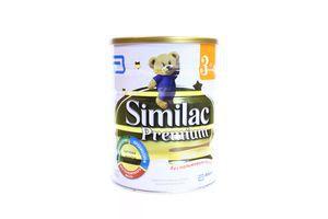 Напій Similac Premium cухий молочний 3-12міс 900г х12