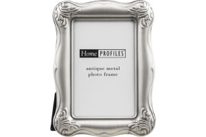Home Profiles Photo Frame Antique Metal