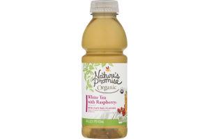 Nature's Promise Organic White Tea with Raspberry