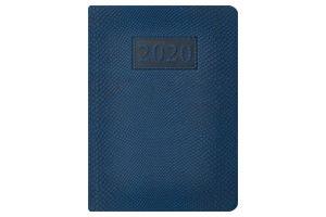 Дневник датированный cиний №ВМ2528-02 Amazonia Buromax 1шт