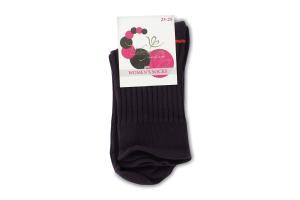 Шкарпетки Интуиция жіночі Олива 256 23-25