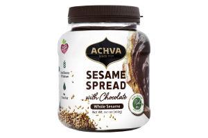 Паста Achva из кунжута с шоколадом