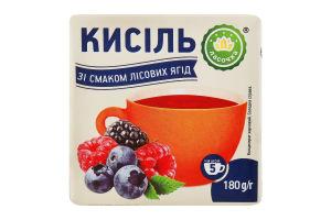 Кисіль Лісова ягода Ласочка м/у 180г