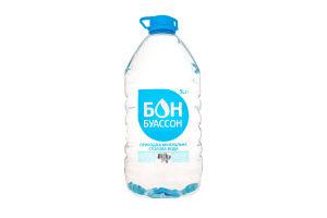 Вода минеральная негазированная природная столовая Bon Boisson п/бут 5л