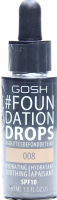 GOSH основа тональна Foundation Drops 008